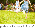 Children playing in the park 23165655