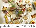 野餐 食物 美食 23165937