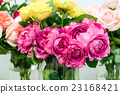 colorful roses 23168421