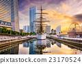 Yokohama Japan Marina 23170524