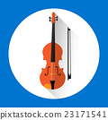 Violin Music Instrument Icon 23171541