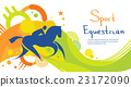 Equestrian Athlete Horse Sport Competition 23172090