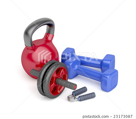 Bodybuilding equipment 23173087