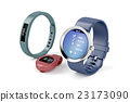 Different types of activity trackers 23173090
