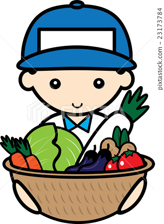 vegetables, vegetable, basket 23173784