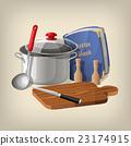 cooking pan cook 23174915
