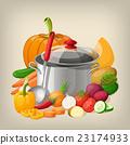 cooking pan cook 23174933