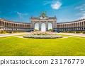 Cinquantinaire Park in Brussels 23176779