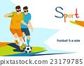 athlete, football, male 23179785