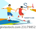 disabled, sport, vector 23179852