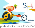 athlete disabled speed 23179857