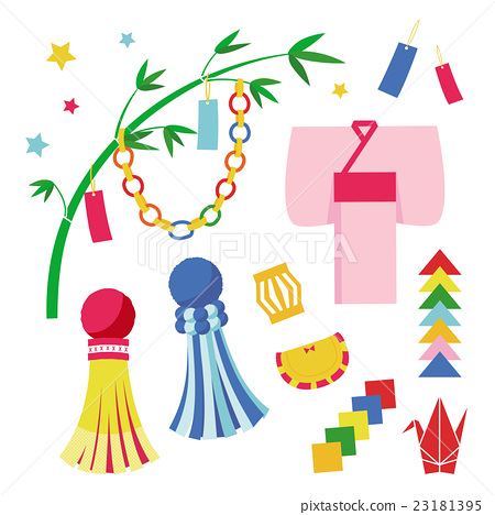 Tanabata illustration 23181395