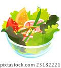 腌火腿 西红柿 番茄 23182221