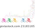 cycling, bicycle, bicyclists 23183165