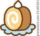 瑞士卷 果凍卷 夾心蛋糕 23185561
