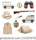 set, safari, survival 23187678