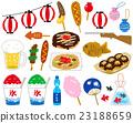 stall, food stall, foods 23188659