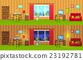 furniture, interior, home 23192781