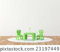 青蛙 桌子 桌 23197449