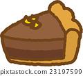 초콜릿 케이크 23197599