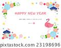 new, years, card 23198696