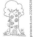 fairy tree 23200520