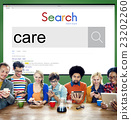 Care Charity Health Protection Safeguard Concept 23202260