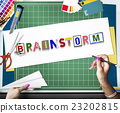 Brainstorm Planning Thinking Analysis Sharing Concept 23202815