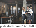 barista, coffee, shop 23203603