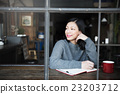Break Time Cafe Coffee Leisure Relaxation Tea Concept 23203712