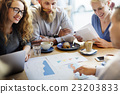 business marketing meeting 23203833