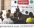 Analysis Information Insight Connect Data Concept 23204597