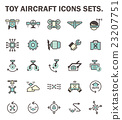 Drone Icons 23207751