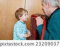 accordion boy child 23209037