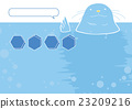 矢量 海洋动物 海洋生物 23209216