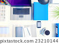 desk, business, workspace 23210144