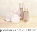 Skin, care, products, with, Lotus, flower 23210145