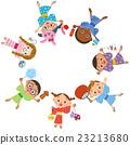 節日 慶典 孩子 23213680