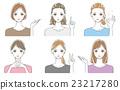 女性 女 女人 23217280