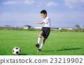 축구를하는 소년 소년 축구 소년 초등학생 축구 23219902