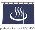 好意 招牌 商店入口带有标志的吊帘 23220455