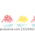 刨冰 冰 草莓味 23220461
