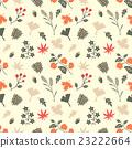 가을, 낙엽, 패턴 23222664