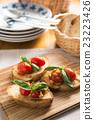 麵包片 食物 食品 23223426
