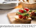 麵包片 前菜 開胃小菜 23223427