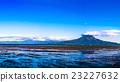 mudflat, tideland, blue water 23227632