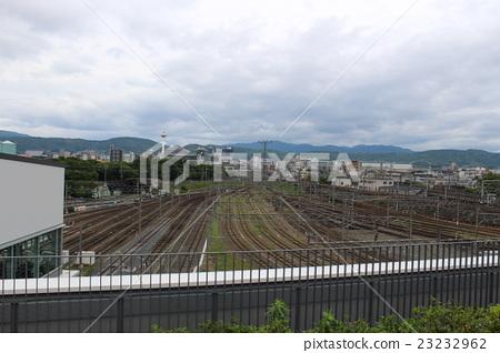 kyoto, umekoji park, locomotive 23232962
