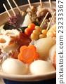 关东煮 炖汤 锅里煮好的食物 23233367