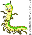 Caterpillar millipede 23234553