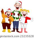 Christmas carolers 23235028